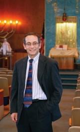 Rabbi Smason in STL JL