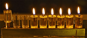 Chanukah Oil Lights