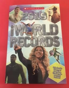 Book of 2019 World Records