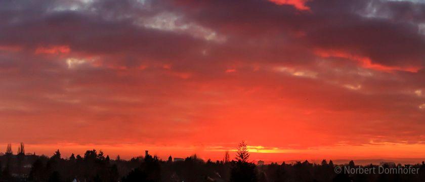 Sonnenaufgang © Norbert Domhoefer - nhd-photo.de
