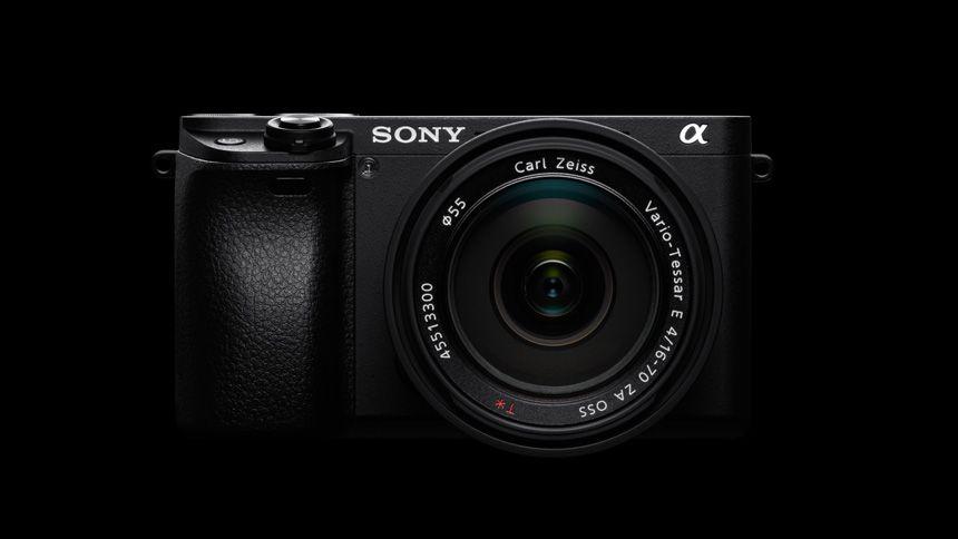 Alpha 6300 von Sony