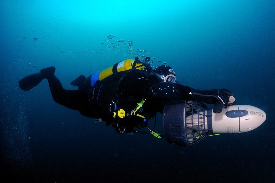 Advanced Open Water Diver: DPV