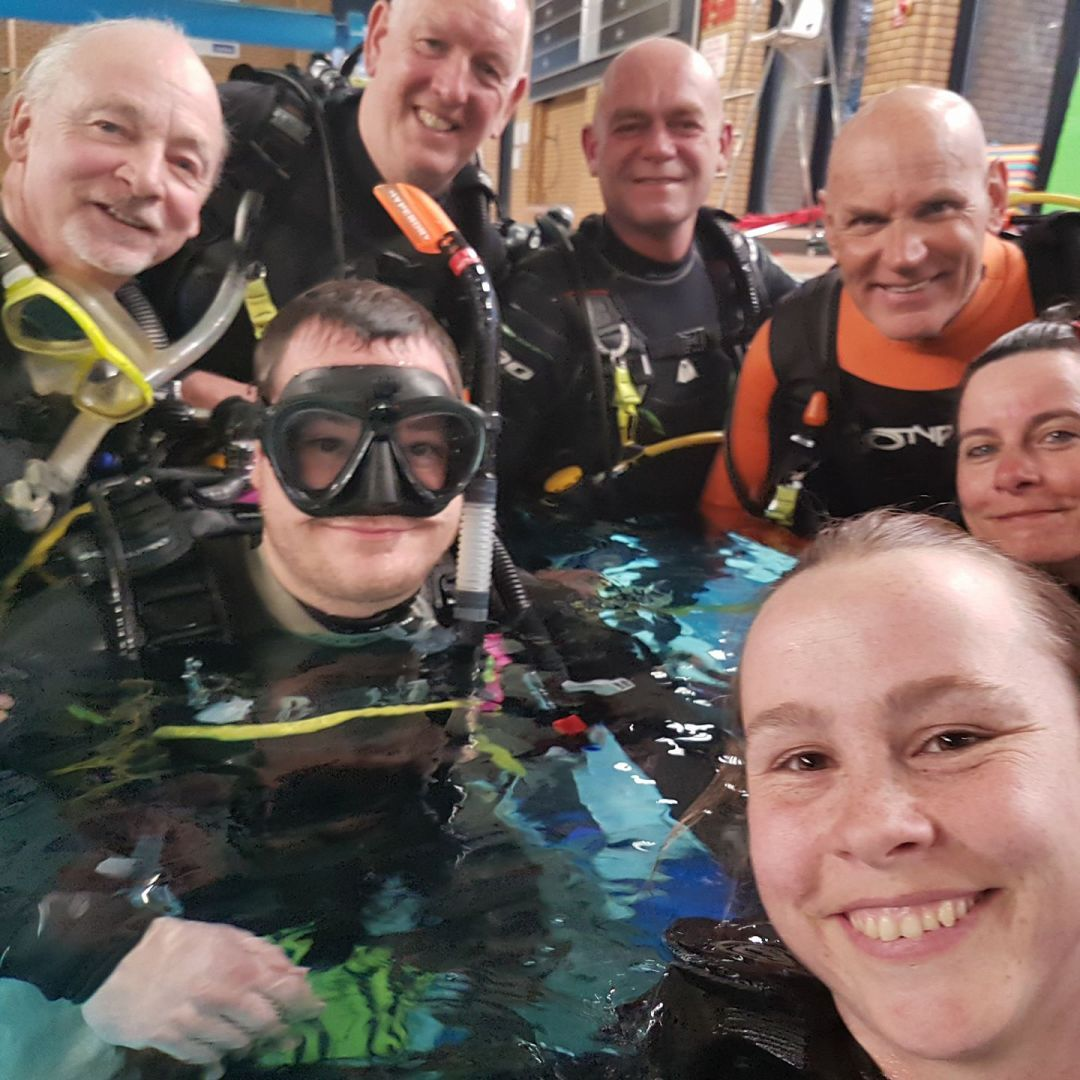 Become a Scuba Diver - Community