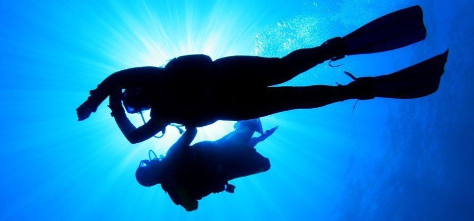 learn how to scuba dive - PADI Scuba Diver Upgrade