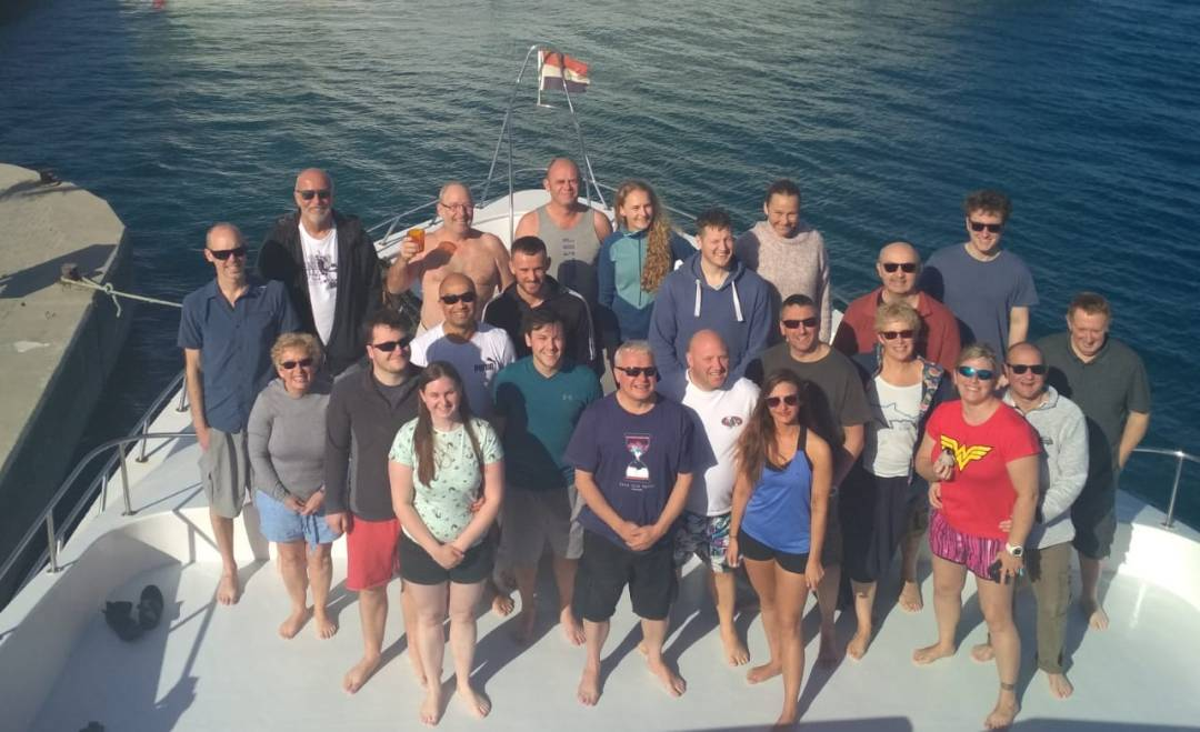 Dive the red Sea in January - Dive Society