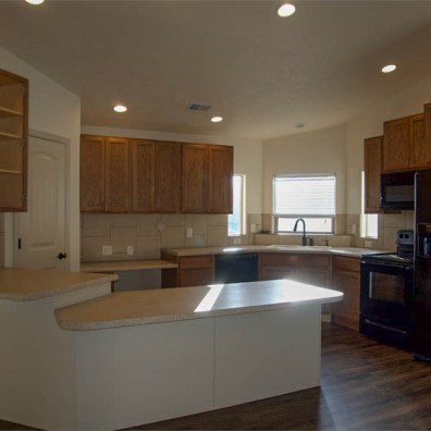 Kitchen of 187 winter hawk