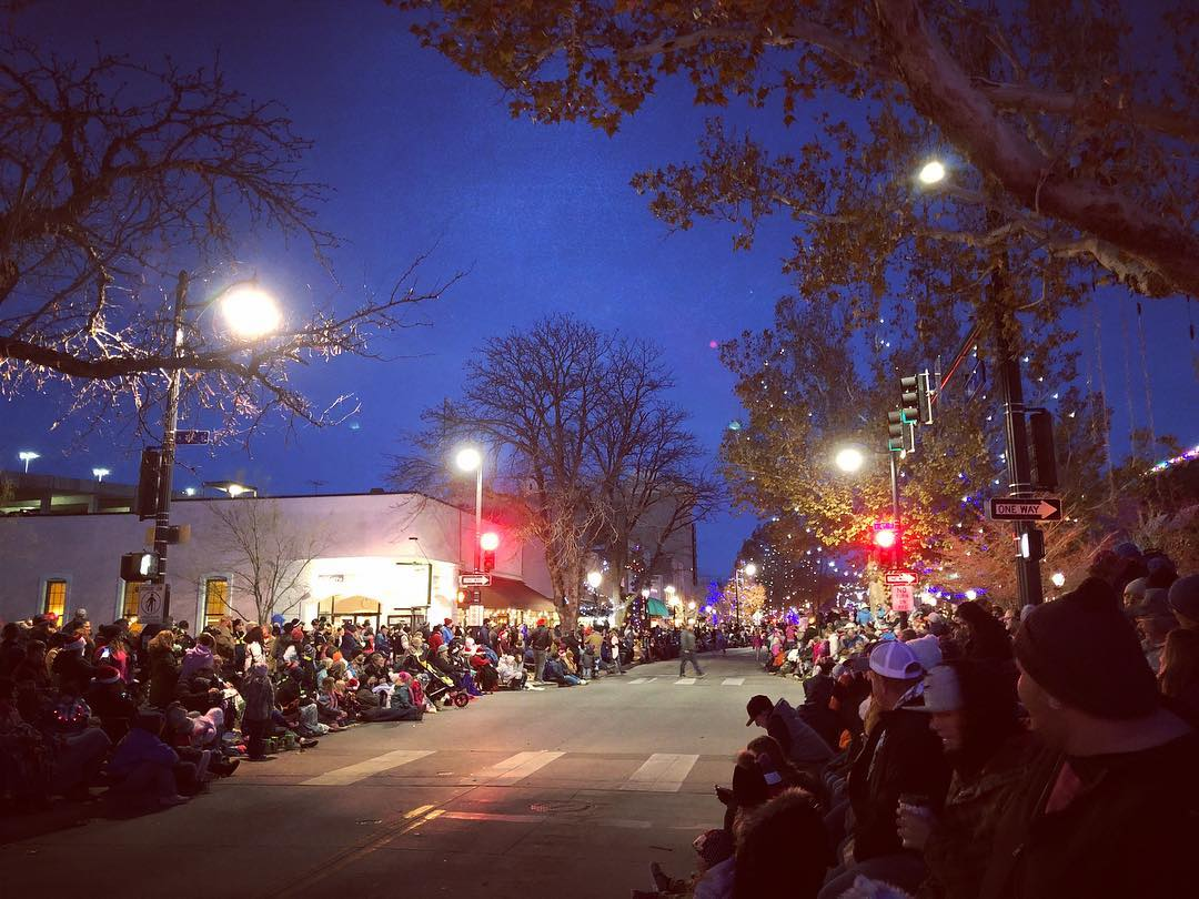 Come on down to the Grand Junction Parade of Lights! Merry Christmas!!! #grandjunction #paradeoflights #downtowngj #merrychristmas