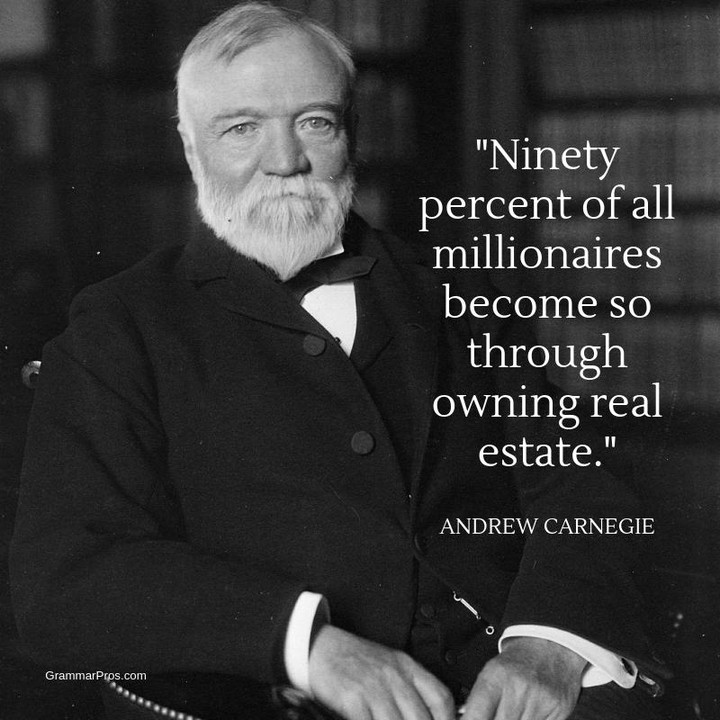 Real estate is one of the best  investments you can make. Let me know how I can help.