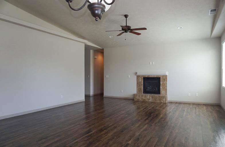 Great Room living area in 170 Night Hawk