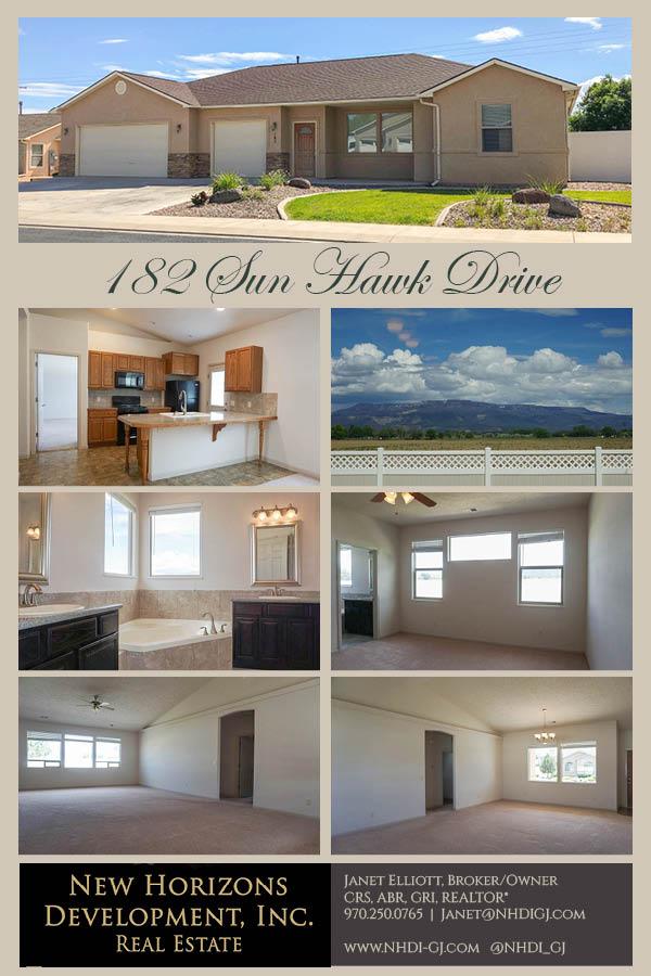 182 Sun Hawk Drive Grand Junction