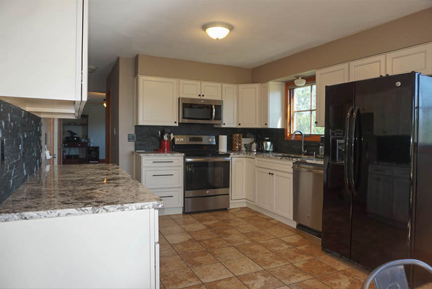 Remodeled kitchen in 2575 Young Court