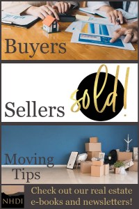 Real estate e-books, newsletters, & guides from NHDI