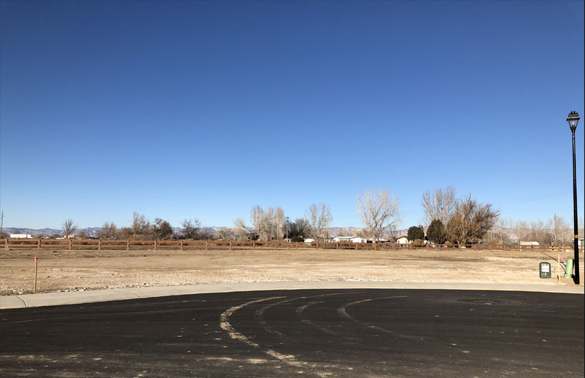 1485 Lakeview Place, a vacant lot in Fruita, CO