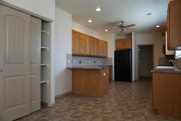 171 Sun Hawk Dr. has a kitchen with lots of storage.