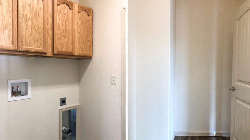 Laundry room of 2996 Osprey Way