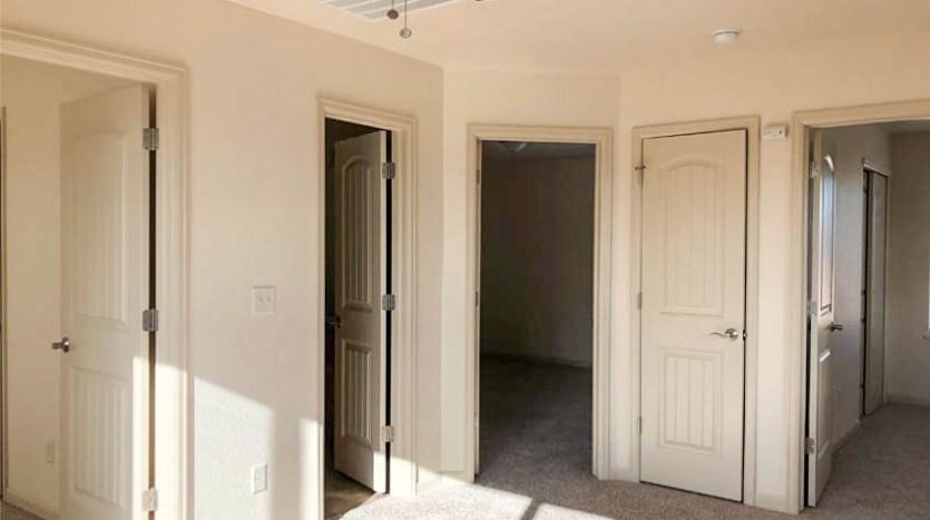 Bedroom hub upstairs in 2996 Osprey Way.