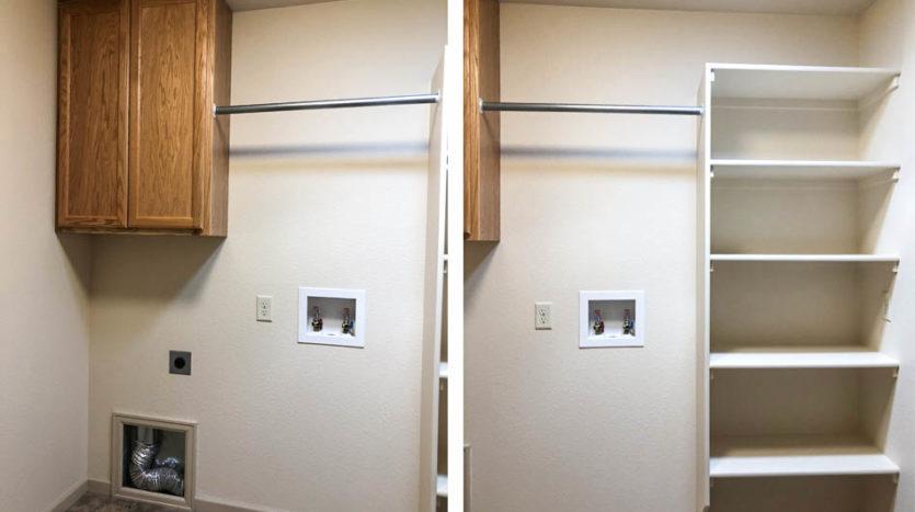 laundry room of 170 Sun Hawk Drive