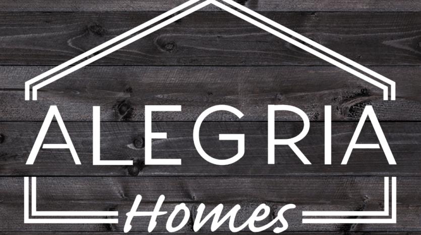 Alegria Homes, an approved builder in Emerald Ridge Estates.