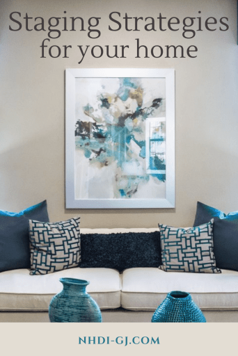 staging strategies to sell your home for top dollar.