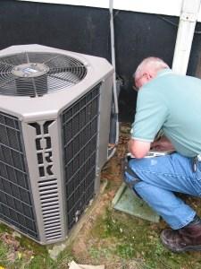 Heat Pump Audit