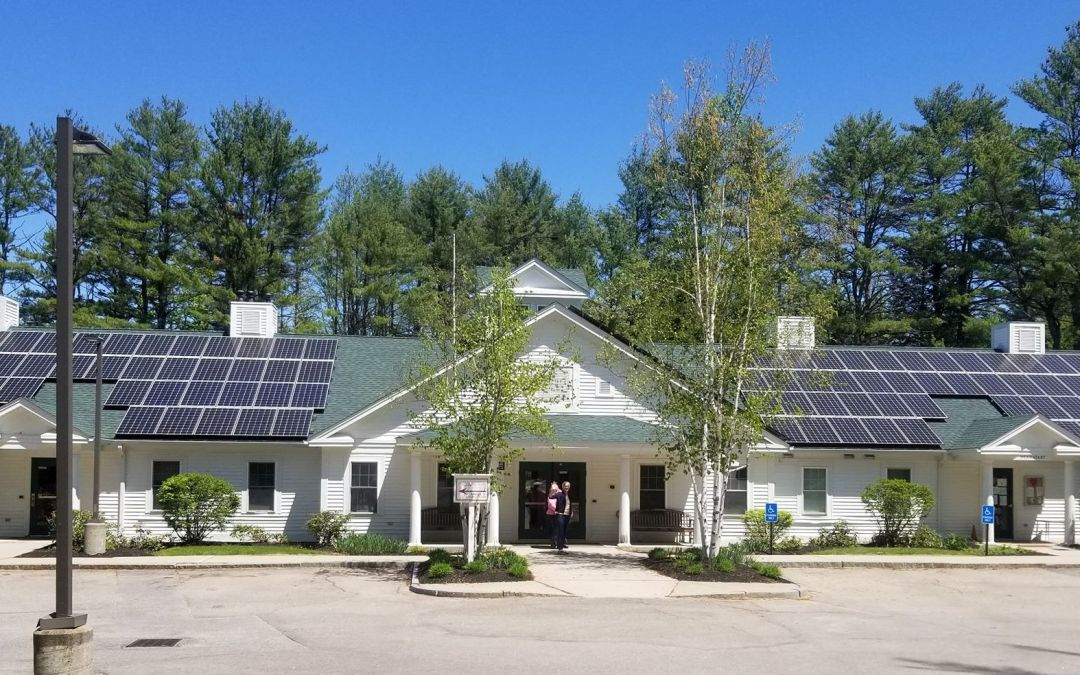 Energy Makeover at Whole Village in Plymouth NH