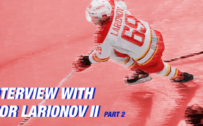 Interview with Igor Larionov II