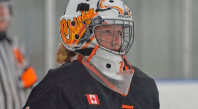 Taya Currie chosen at OHL