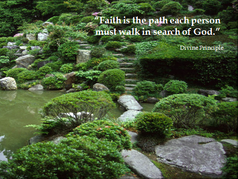 Image result for FAITH IS the path