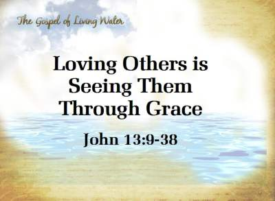 love others as God does
