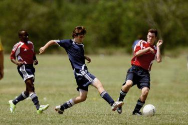 Peace Club soccer
