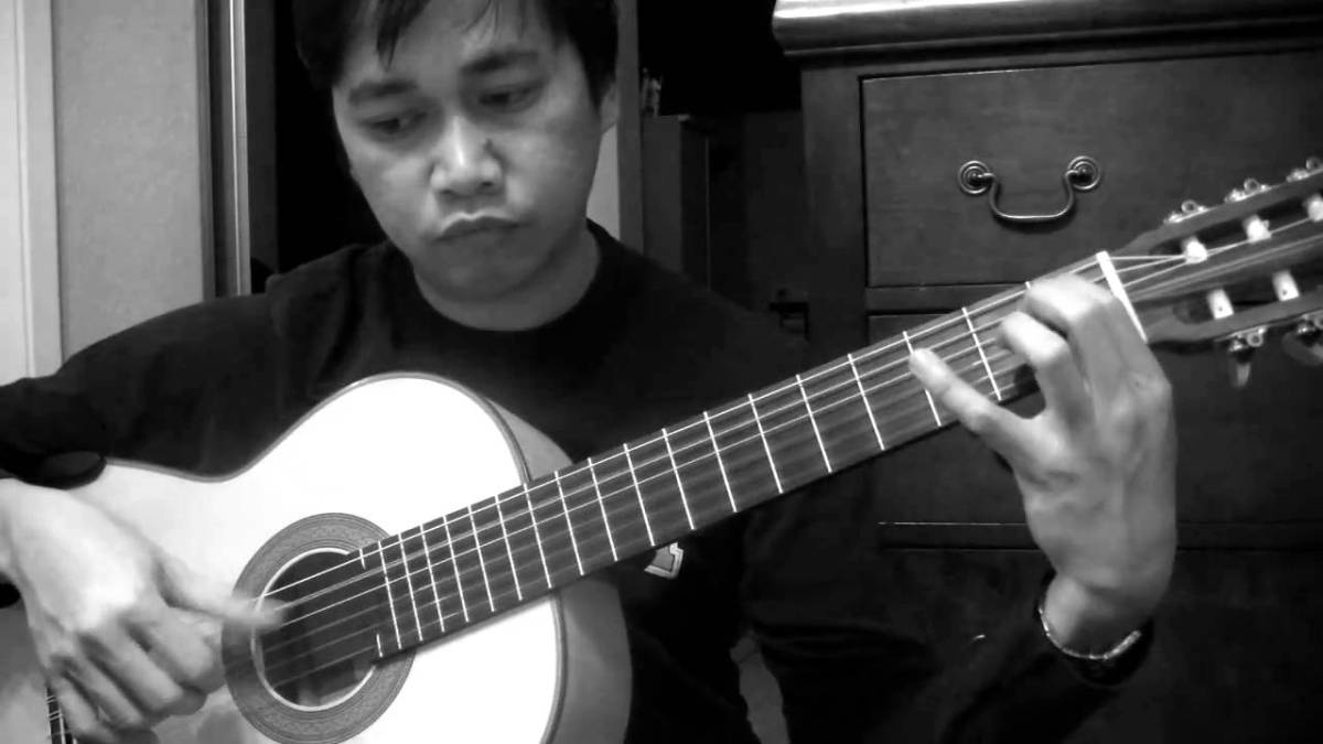 Raffy Lata: Preserving Filipino Classics Through Guitar Transcriptions