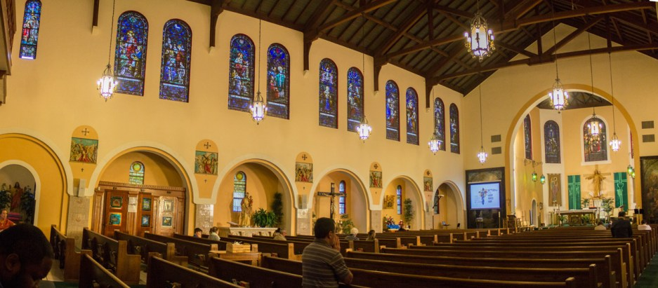 Our Lady of Perpetual Help Church in Tampa, FL
