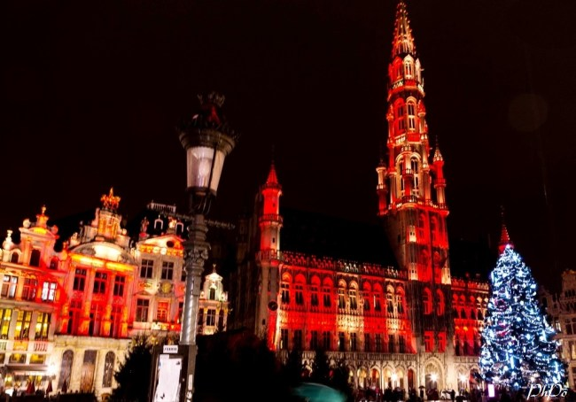 Grand Place. Photo: PhPo