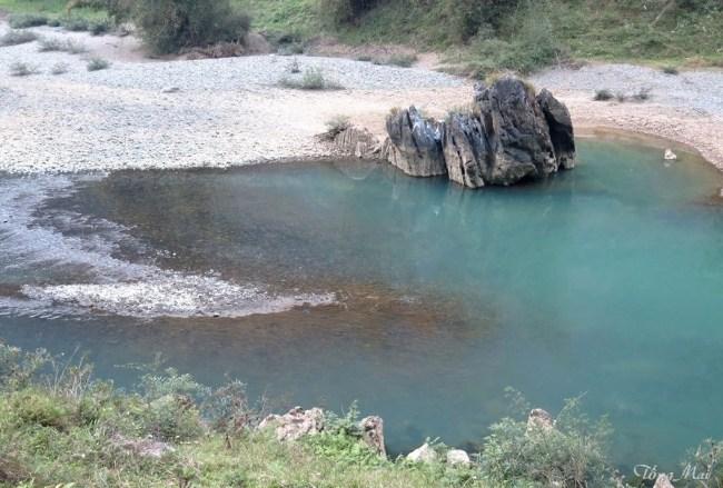 Sông Miện. Photo: TongMai