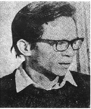 Hoài Khanh, 1968.  Photo: Internet