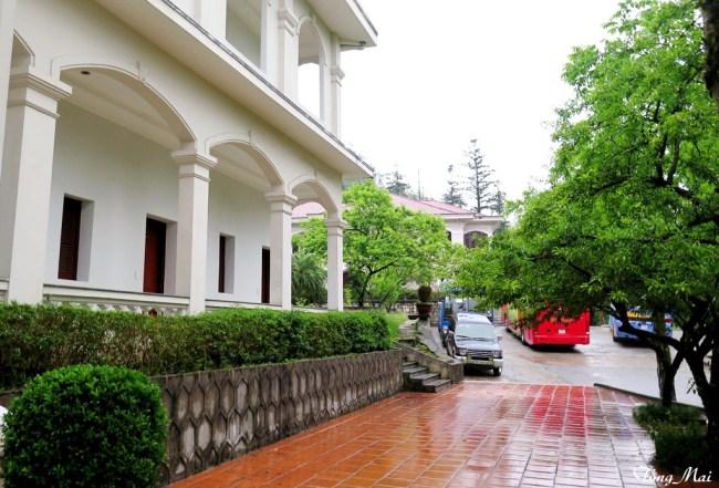 Khách Sạn Công Đoàn Việt Nam tại Sa Pa. Photo: TốngMai