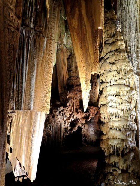 a Hoa va con gai o DC - VA - Luray Caverns2m p