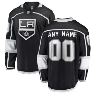Men's Los Angeles Kings Fanatics Branded Black Home Breakaway Custom Jersey
