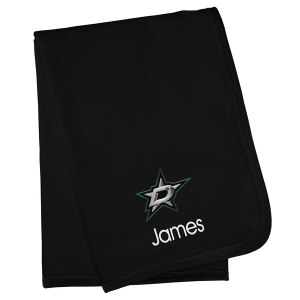 Infant Dallas Stars Black Personalized Blanket cheap Senators authentic jersey