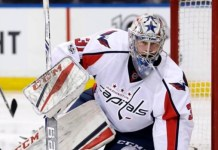 Philipp Grubauer signs contract extension