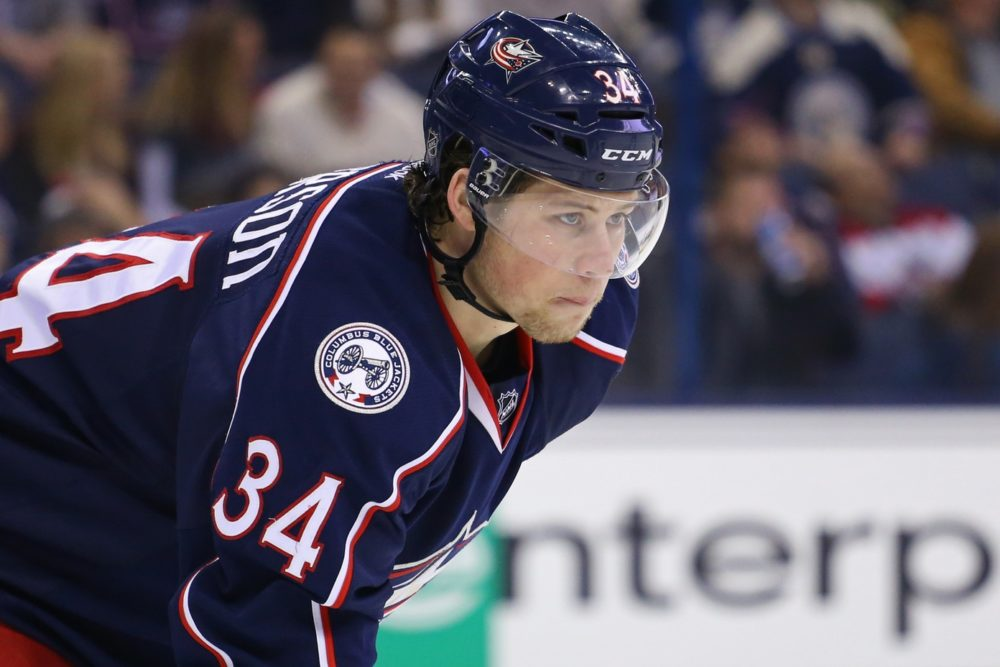 Josh Anderson Requests trade from Blue Jackets - NHL Trade Rumors