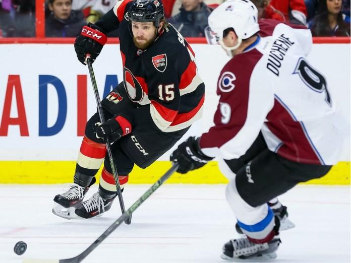 Matt Duchene Ottawa Senators rumors