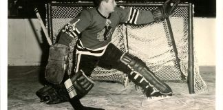 Glenn Hall October 30 NHL History