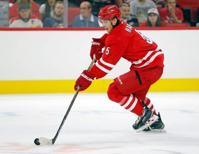 Noah Hanifin NHL trade rumors