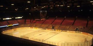 Maple Leaf Gardens February 13 NHL History