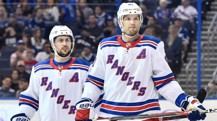 Rick Nash trade rumors