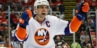 Which NHL team will John Tavares sign with?