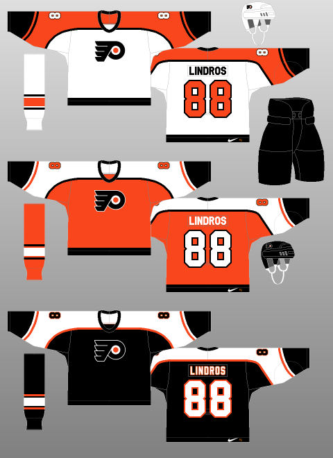 It was the first time the Flyers ever had a black jersey. During that season 924757605ed7