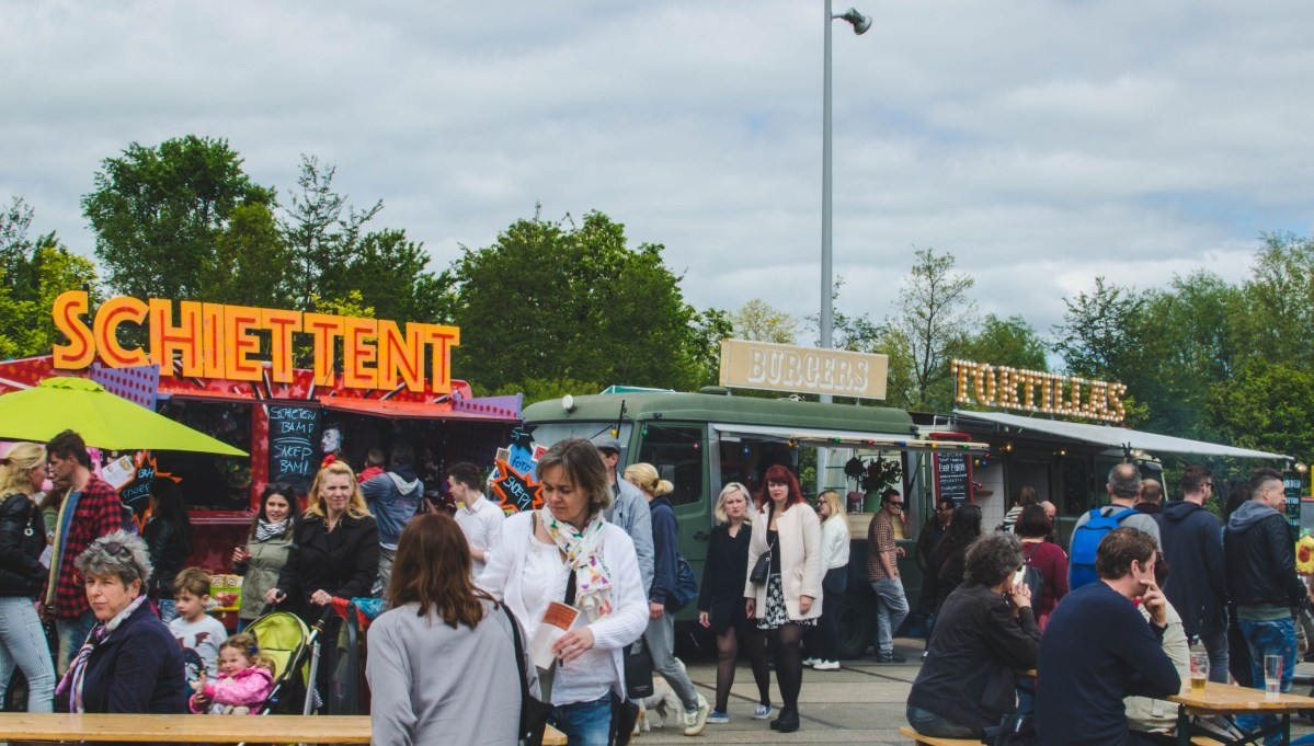 Amsterdam Food Truck Festival The Rolling Kitchens No Half Measures Life