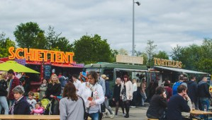 Amsterdam Food Truck Festival, The Rolling Kitchens